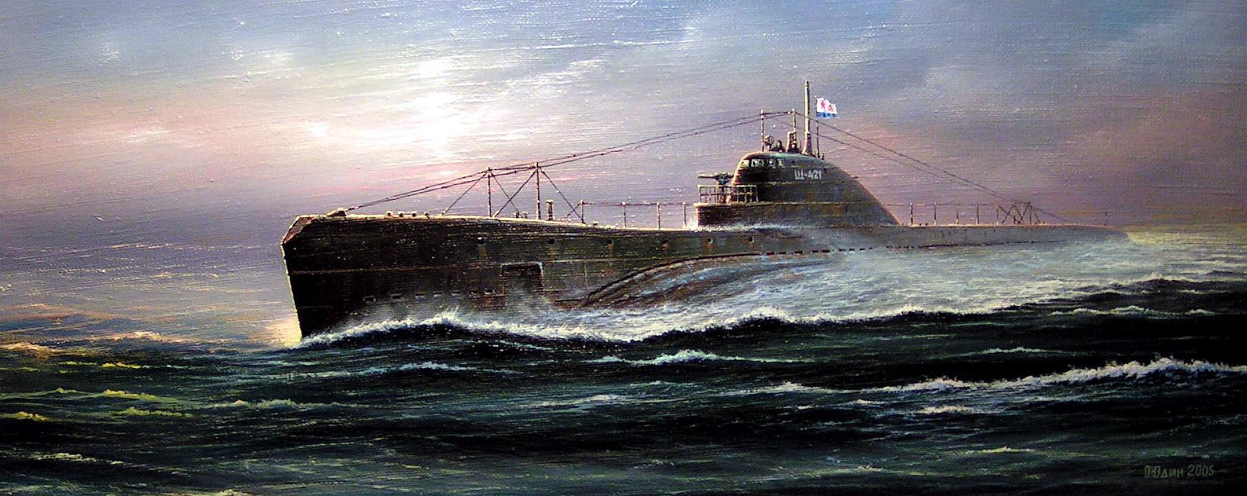 05 2008 головная подводная лодка х серии